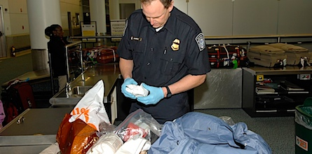EWR TERMINAL B CUSTOMS AND IMMIGRATION, CSR & AGENTS 7/6/07